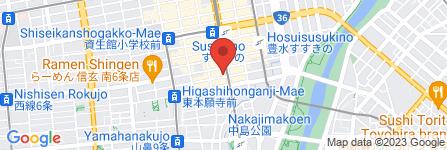 地図 IRON HEARTS