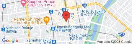 地図 相席ラウンジ NEO