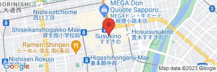 地図 G-bar ジャブロー