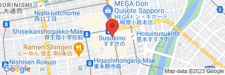 地図 ニュークラブ 桃李