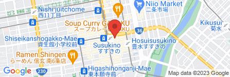 地図 T-STYLE