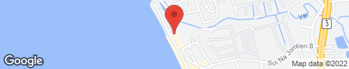 Villa in Pattaya-Jomtien, 500 m to the beach