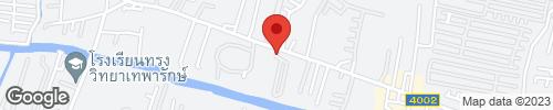 ขายบ้านแฝด 2 ชั้น หมู่บ้านเอโทลมัลดีฟบีช(ศรีนครินทร์-หนามแดง) เนื้อที่ 35.1 ตรว.