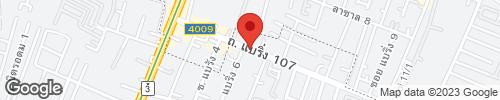 ให้เช่า The Gallery Condominium 52 ตารางเมตร 1 ห้องนอน 2 ห้องน้ำ พร้อมเฟอร์นิเจอร์ ใกล้ BTS แบริ่ง