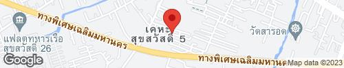 ขายทาวน์โฮม เออเบิร์น ธารา วงแหวน สุขสวัสดิ์ 70 เนื้อที่ 19.8 ตรว.3 ชั้น เล่นระดับ มี 3 นอน 4 น้ำ จอดรถ 2 คัน ด้วยพื้นที่ใช้สอยกว่า 170 ตร.ม. ทำเลดี ใกล้ทางด่วนสุขสวัสดิ์ พระราม 2 ถนนวงแหวนอุตสาหกรรม พระราม 3