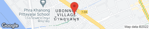 Townhome for Sale : Leon Sukhumvit 62, Corner house,  Near the highway and easy to go to BTS Bangjark station