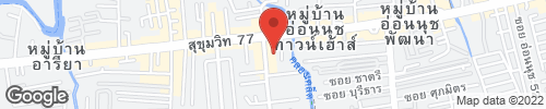 House for rent near BTS On Nut - Sukhumvit