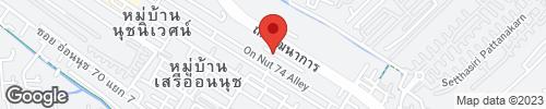 ขาย town-home Office- 4ชั้น โครงการ UPPER@ONNUT ถนน อ่อนนุช74 ตัดใหม่พัฒนาการ