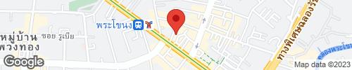 รหัส SO-2674 ให้เช่า เลอ ลักซ์ คอนโดมิเนียม 1 ห้องนอน 54 ตรม. ชั้น 12 อยู่ใกล้รถไฟฟ้า BTS พระโขนง