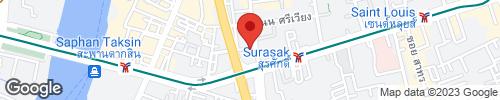 2 Bedroom Condo in Bang Rak, Bangkok
