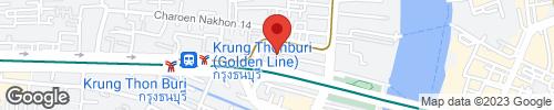 3 Bedroom Condo in Khlong San, Bangkok