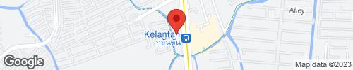 Townhome for rent Baan Klang Muang Rama 9 – Srinakarin close to main road can do the office