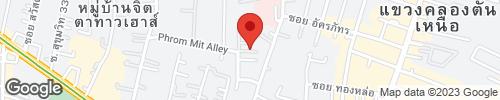 บ้านเดี่ยวให้เช่าสไตล์ยุโรป ใกล้เอ็มควอเทียร์ เหมาะพักอาศัย Large and cozy single house in European style for rent close to Emquartier BTS Prompong