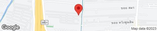 ขายบ้านเดี่ยว หมู่บ้านณุศาศิริ พระราม9-วงแหวน ถนนเลียบวงแหวนกาญจนาภิเษก ทำเลตำแหน่งบ้านดีริม
