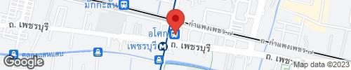 รหัส SO-2778 ให้เช่า ไลฟ์ อโศก คอนโดมิเนียม 1 ห้องนอน 1 ห้องน้ำ ขนาด 35 ตร.ม. ชั้น 17 ใกล้รถไฟฟ้า MRT เพชรบุรี, Airport Link มักกะสัน