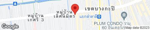 ให้เช่า : คอนโดยูดีไลท์ แอท หัวหมากสเตชั่น ขนาด 52 ตรม. ชั้น 15  พร้อมอยู่ (U delight Huamak Station)