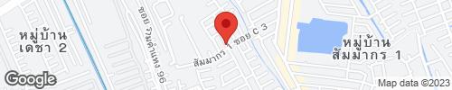 +++ ขายบ้านเดี่ยว +++ หมู่บ้านสัมมากร 1 ราม 110 พื้นที่ 62 ตร.วา เดินทางสะดวก ใกล้สิ่งอำนวยความสะดวก