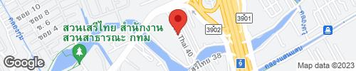 ที่ดินเนื้อที่ 400 ตรว. ซอยเสรีไทย40 เขตคันนายาว กรุงเทพฯ