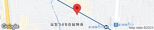 ให้เช่า LIFE@ลาดพร้าว 18 ใกล้ MRT ลาดพร้าว เพียง 150 เมตร
