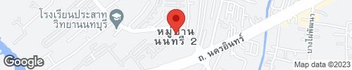 ขาย บ้านเดี่ยว พระราม 5 หมู่บ้านนนทรี 2 ขนาด 57 ตรว. 5.5 ล้านบาท