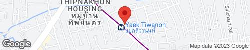 Condo in Muang Nonthaburi, Nonthaburi