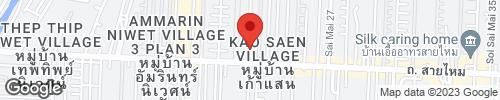 4 Bedroom Detached House in Sai Mai, Bangkok