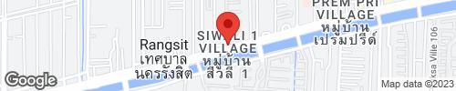 4 Bedroom Detached House in Thanyaburi, Pathum Thani