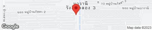 สวยจนนึกว่าบ้านใหม่ ขาย ภัสสร 12 รังสิต-คลอง 3 บ้านเดี่ยว 4 นอน พร้อมครัวไทย ทำใหม่ทั้งหลัง โทร. 092-993-6424