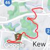 Yarra Blvd, Kew (southbound)