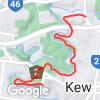 Yarra Blvd, Kew (northbound)