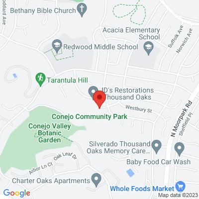 Conejo Community Park map