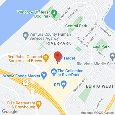 The Collection at RiverPark map