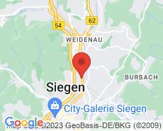 P.O. Box 101355 • D-57013 Siegen Hagener Straße 103 • D-57072 Siegen GERMANY