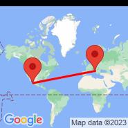 Split (Kastel, SPU) - San Jose del Cabo (Los Cabos, SJD)