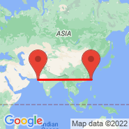 Taipei (Taiwan Taoyuan International, TPE) - Karachi (Quaid-e-azam Intl, KHI)