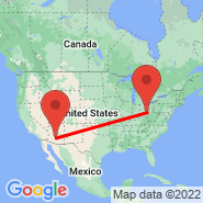 Columbus (Port Columbus Intl, CMH) - Phoenix (Sky Harbor Intl, PHX)