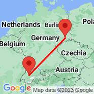 Bern (Belp, BRN) - Dresden (Dresden Arpt, DRS)
