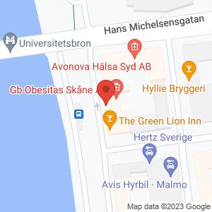 MMP Sverige AB (Google Maps)