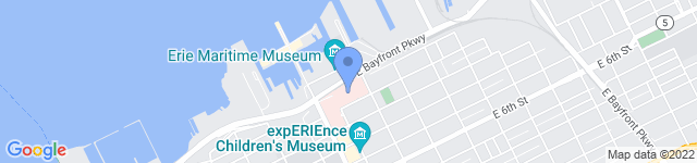 UPMC Hamot is located at , 120 East 2nd Street, PA 16507