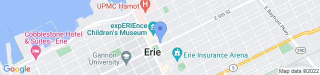 Erie Insurance is located at 100 Erie Insurance Place, Erie, PA 16530