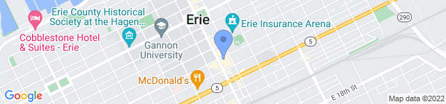 Erie Reader is located at 1001 State St. Ste. 901, Erie, PA 16501