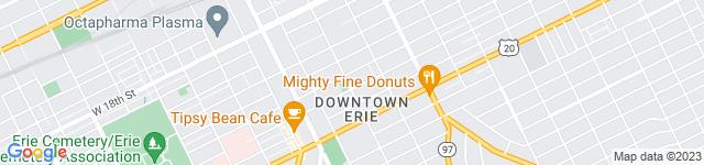 Test Business, Organization, School District is located at 123 Blah Blah Blah, Erie, PA