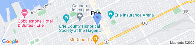 Greater Erie Community Action Committee (GECAC) is located at 18 West 9th Street, Erie, PA 16501