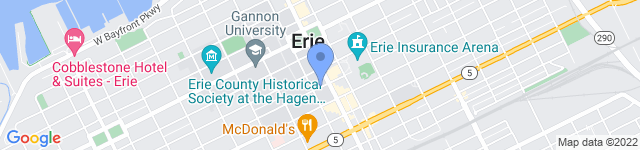 Greater Erie Community Action Committee (GECAC) is located at 18 West 9th Street, Erie, PA 16501 0