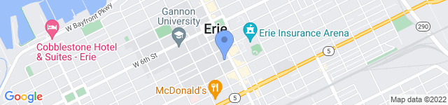 Erie Together is located at 18 West 9th Street, Erie, Pennsylvania 16501 24