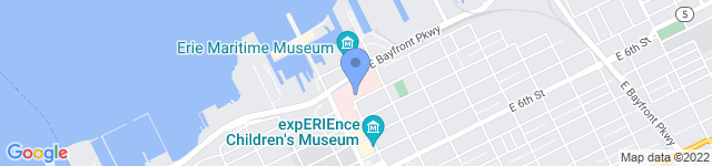 UPMC Hamot is located at 201 State Street, Erie, PA 16550 0