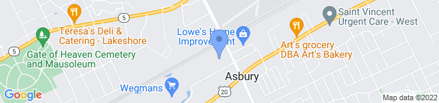 Eriez Manufacturing Co is located at 2200 Asbury Road, Erie, PA 16506 0