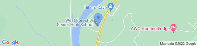 Forest Area School District is located at 22318 Rt 62, Tionesta, PA 16353