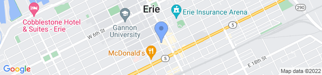 Erie Arts & Culture is located at 23 W 10th Street, Suite 2, Erie, PA 16507 0
