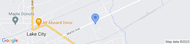 AirBorn Inc. is located at 2700 Mechanic Street, Lake City, Pennsylvania 16423